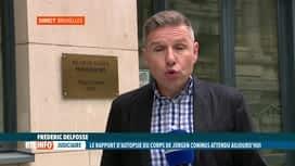 RTL INFO 13H : Décès de Jürgen Conings: connaît-on les circonstances du décès ?