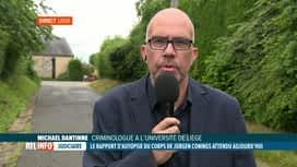 RTL INFO 13H : Décès de Jürgen Conings: analyse sur le soutien envers le militaire