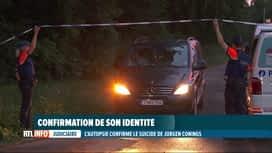 RTL INFO 19H : Décès de Jürgen Conings: l'ancien militaire s'est tué à avec une ar...