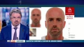 RTL INFO 19H : Décès de Jürgen Conings: les dernières informations avec Frédéric V...
