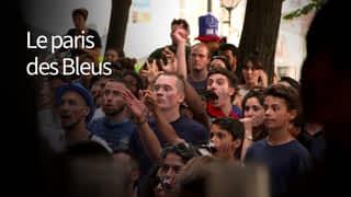 Le Paris des bleus