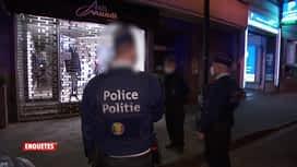 Enquêtes : Contrôles en plein couvre-feu à Bruxelles