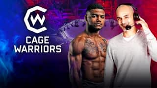 MMA Cage Warriors