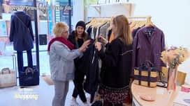 Les reines du shopping : Spéciale grand-mère et petite-fille : Première rencontre avec...