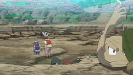 Pokemon : S23E38 Restaurer et ranimer !
