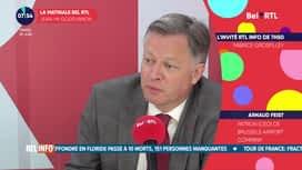L'invité de 7h50 : Arnaud Feist (29/06)