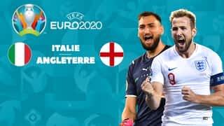 Le résumé du match : Italie - Angleterre