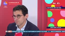 L'invité de 7h50 : Jean-Marc Nollet (13/07)