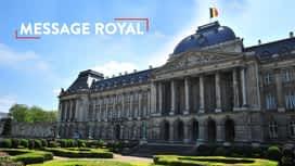 Message royal en replay