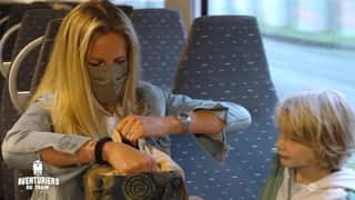 Les aventuriers du train : Episode 01