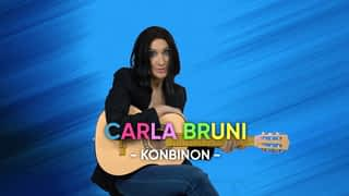 Konbinon : Carla Bruni