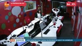 La matinale Bel RTL : Emission du 15 juillet 2021