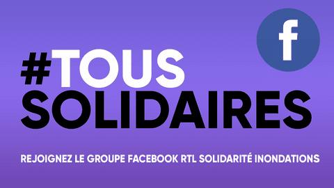 #TousSolidaires Facebook