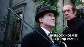 Sherlock Holmes: Posljednji vampir