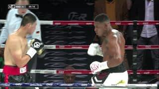 Boxe : Ryad Merhy vs Zhaoxin Zhang