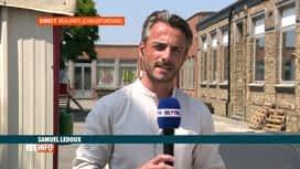 RTL INFO 13H : Inondations: de nombreux sinistrés, sans gaz ni électricité, ont ét...