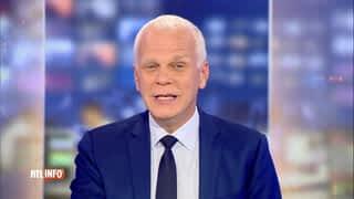 RTL INFO 19H : RTL INFO 19 heures (21/07/21)
