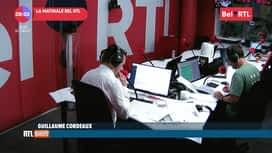 La matinale Bel RTL : Emission du 22 juillet 2021