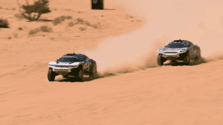 Xprix 1 : Arabie Saoudite