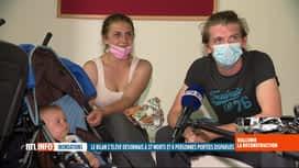 RTL INFO 19H : Inondations: où va-t-on reloger les milliers de sinistrés ?