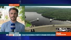 RTL INFO 19H : Des orages ce week-end: Samuel Ledoux est en direct à propos du...