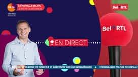 La matinale Bel RTL : Emission du 23 juillet 2021