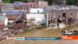 RTL INFO 13H : Inondations: les autorités ont-elles ignoré les alertes lancées au...