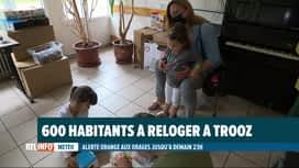 RTL INFO 19H : Inondations: 600 habitants de Trooz doivent être relogés