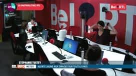 La matinale Bel RTL : Emission du 27 juillet 2021