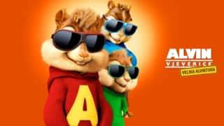 Alvin i vjeverice: Velika alvintura