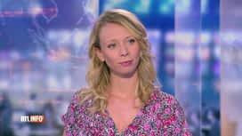 RTL INFO 13H : Les prévisions météo de Vanessa Matagne