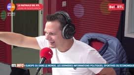 La matinale Bel RTL : Emission du 28/07
