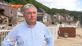 RTL INFO 13H : Pepinster: Philippe Godin se plaint du manque d'aide depuis le drame