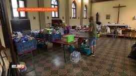 RTL INFO 13H : Inondations: pas de déclaration du bénévolat des chômeurs jusqu'au ...