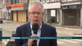 RTL INFO 13H : Inondations: des chaînes de magasins feront un geste pour les sinis...