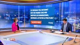 RTL INFO 13H : Inondations: RTL INFO répond à vos questions avec Amélie Schildt