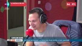 La matinale Bel RTL : Emission du 30/07
