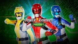 Power Rangers en replay