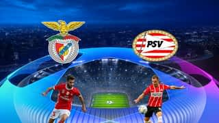 18/08 : Benfica - PSV Eindhoven
