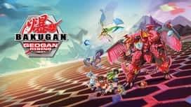 Bakugan Geogan Rising en replay