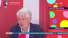 L'invité de 7h50 : Etienne Michel