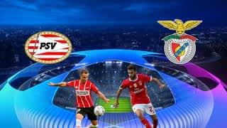 24/08 : PSV Eindhoven - Benfica