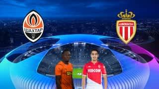 25/08 : Shakhtar - Monaco : Les buts