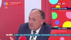 L'invité de 7h50 : Willy Borsus (30/08)