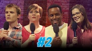 Le Stand-Up Show : Emission 2