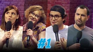 Le Stand-Up Show : Emission 1