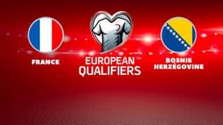 Le résumé du match : France - Bosnie-Herzégovine