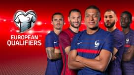 Éliminatoires pour la Coupe du monde 2022 en replay