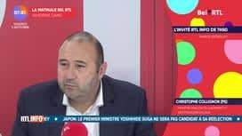 L'invité de 7h50 : Christophe Collignon (03/09)