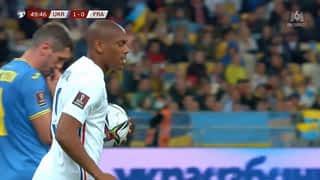 1 - 1 : L'égalisation de Martial ! (49')